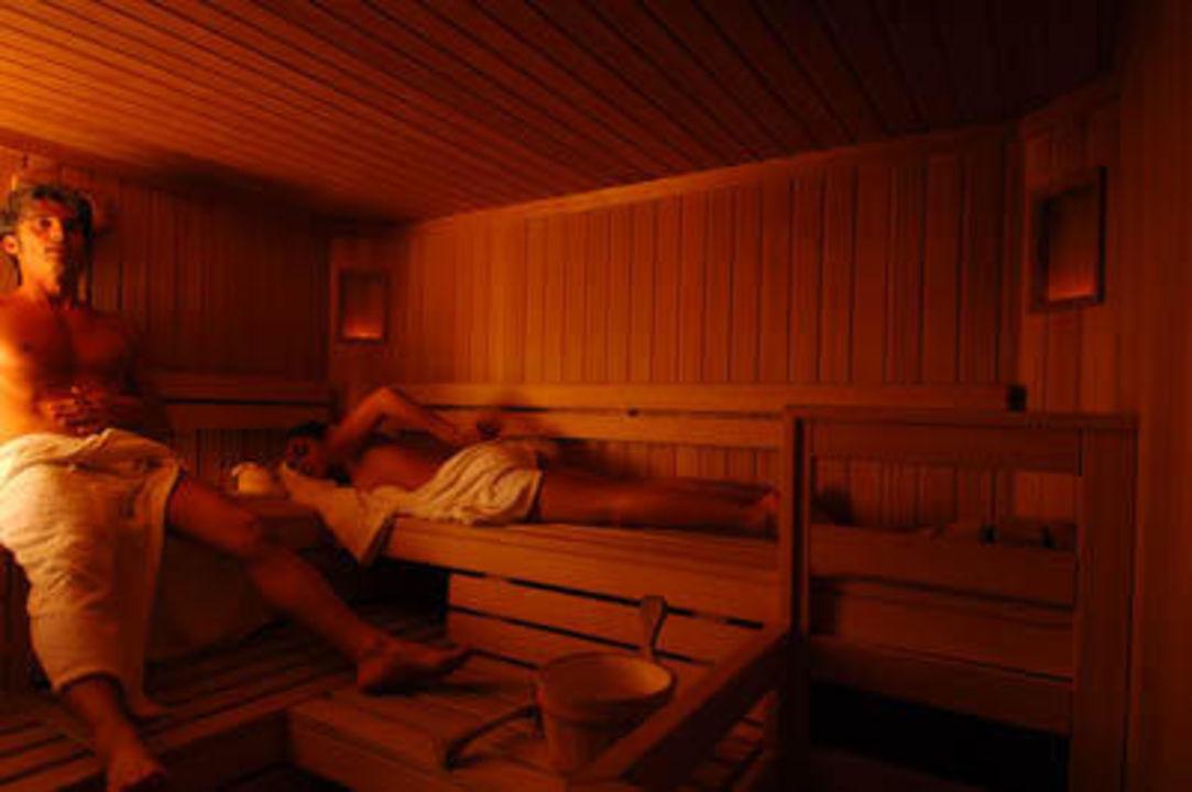 Sauna Hotel Antares