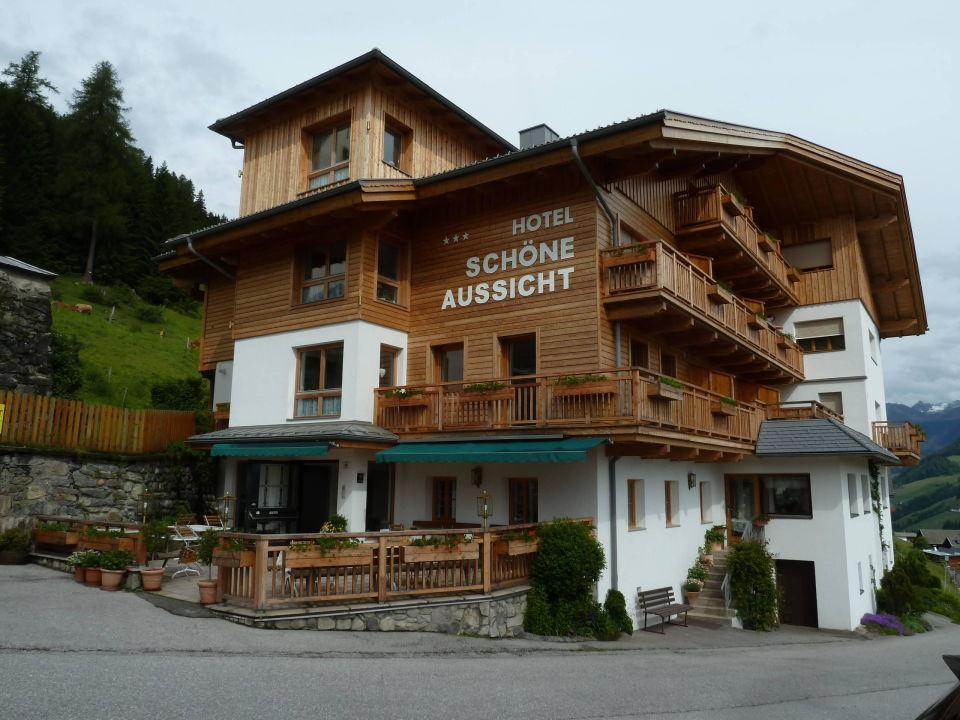 Eingang Behindertengerecht Hotel Zur Schonen Aussicht Hollbruck