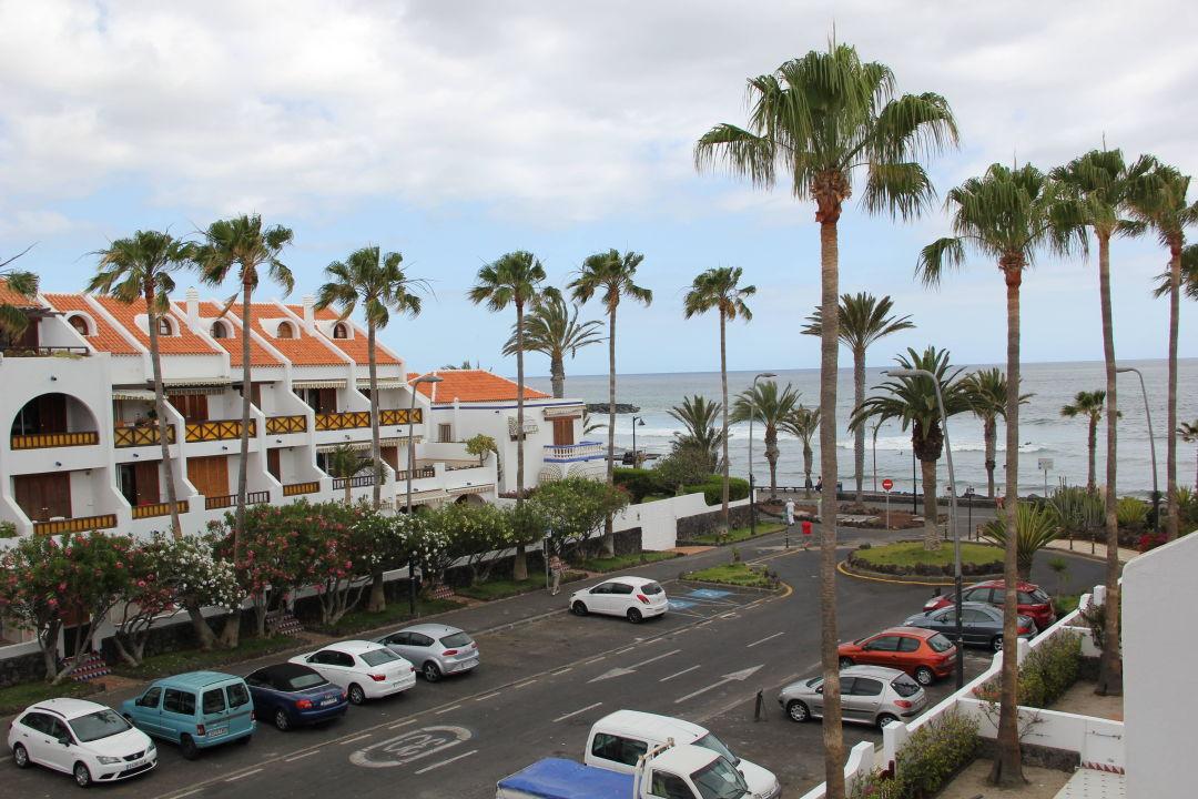 Seitliche meerblick apartamentos parque santiago 4 playa de las americas holidaycheck - Apartamentos parque santiago ...