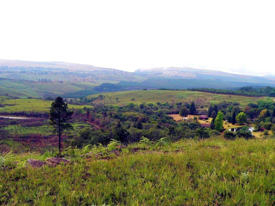 Views from the  property Zur Alten Mine Guest Farm B&B