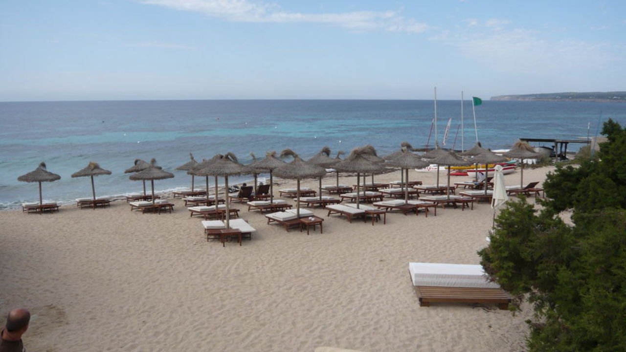 Strand insotel hotel formentera playa playa migjorn for Hotel formentera playa