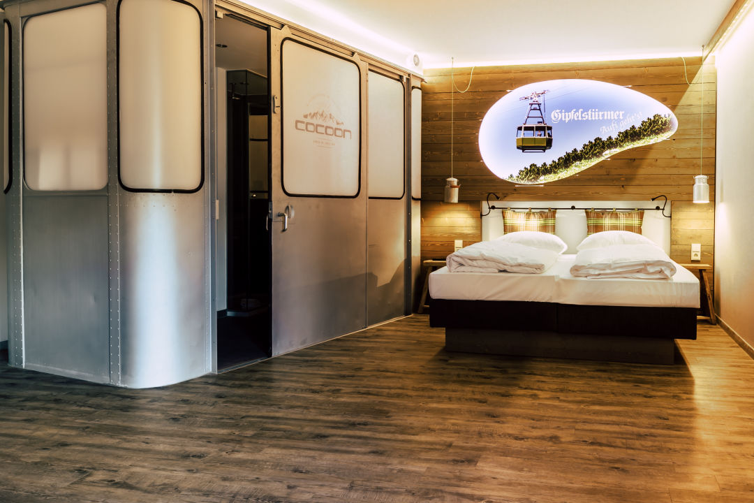 zimmer hotel cocoon hauptbahnhof m nchen. Black Bedroom Furniture Sets. Home Design Ideas