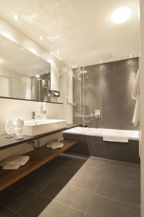 Badezimmer Hotel Simi\