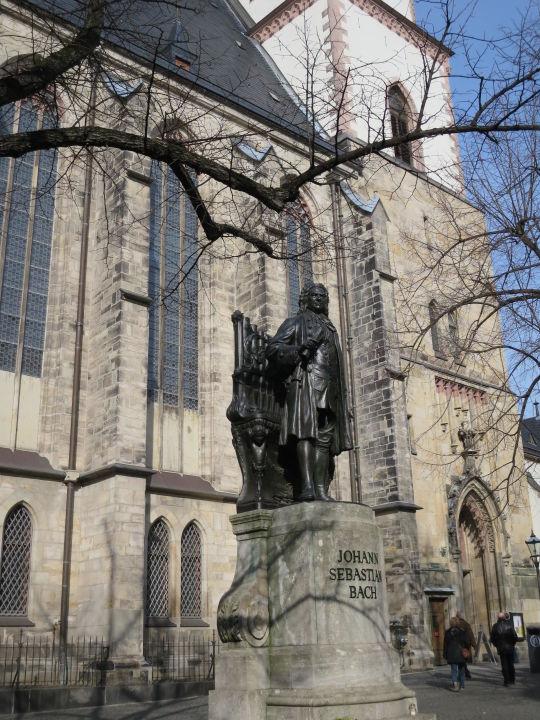 Guten Morgen Herr Bach Vienna Townhouse Bach Leipzig