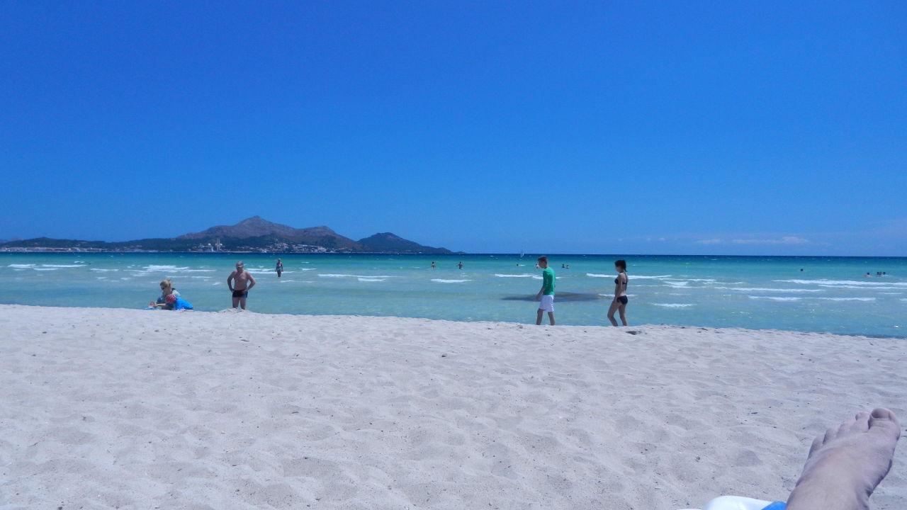 Super Wasserqualität Playa Esperanza Suites