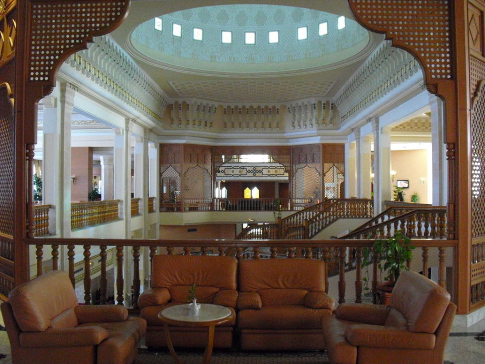 Allgemein Mahdia Palace Thalasso