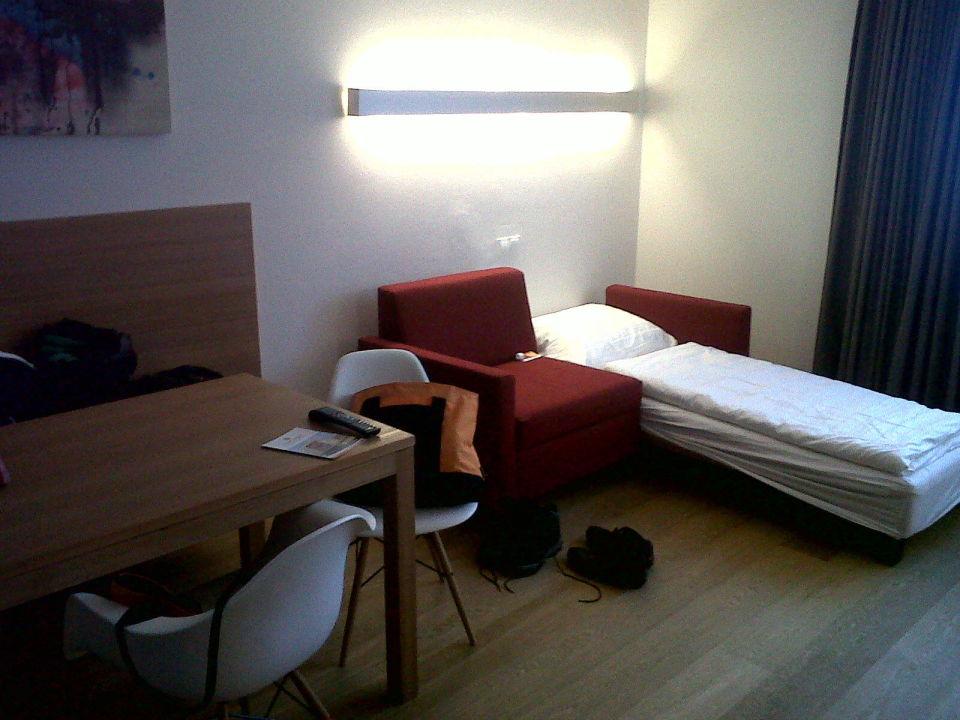 Vorzimmer mit schlafcouch hotel manggei designhotel for Hotel manggei designhotel
