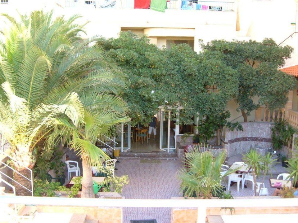 vue de la piscine Hotel Estrella