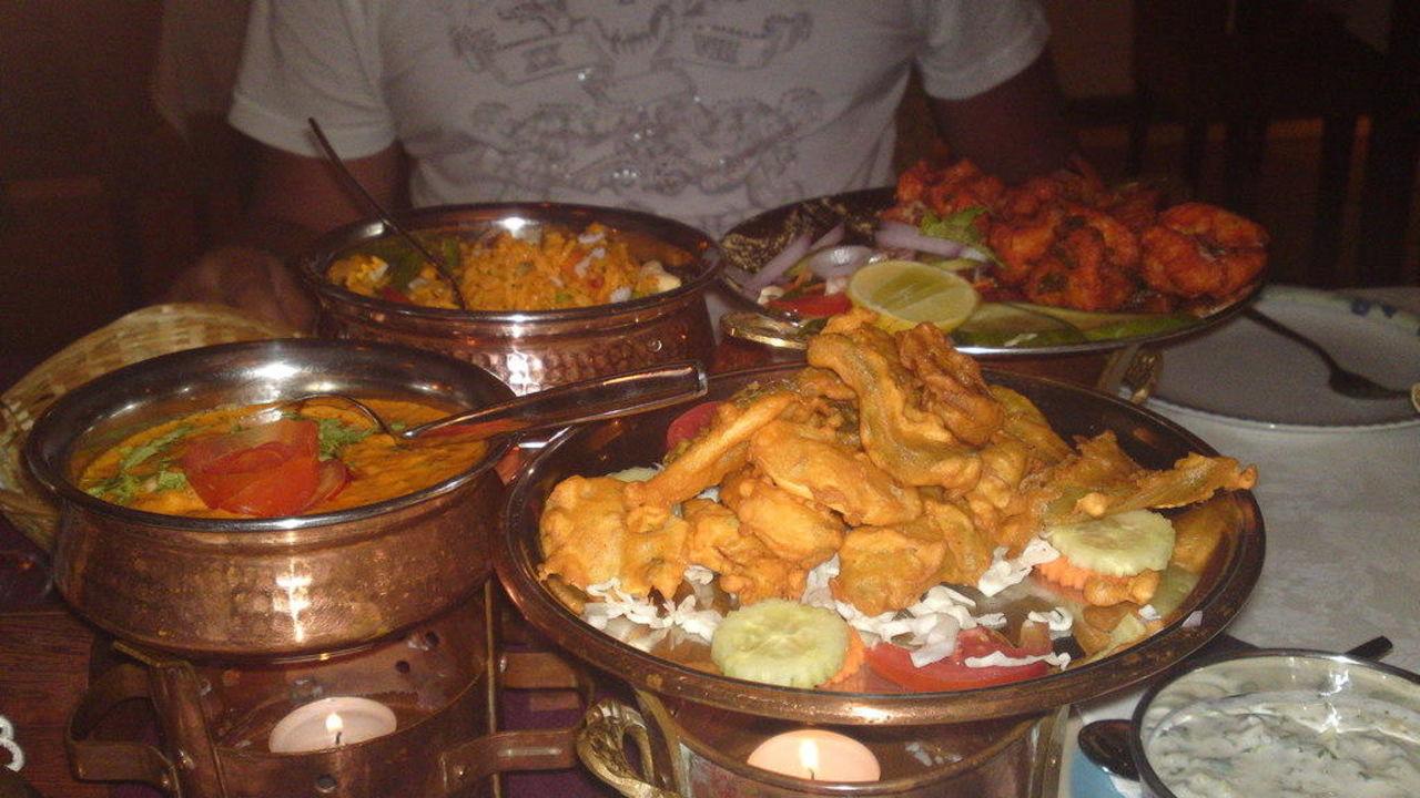 Tandor-mahal-Restaurant Kuramathi Maldives