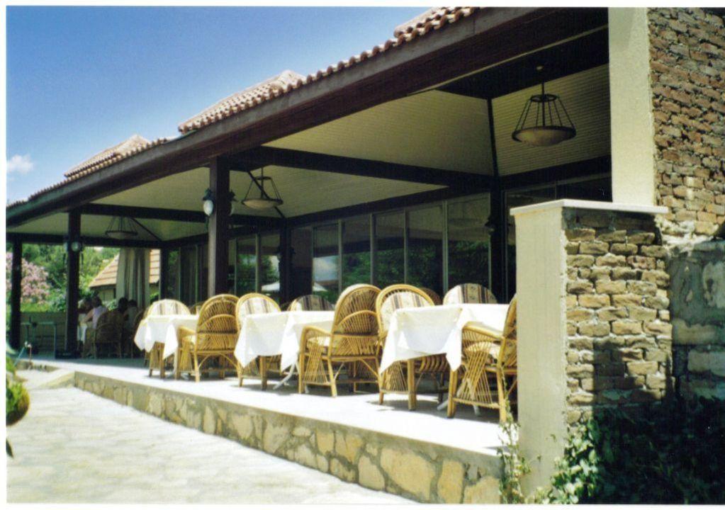 Essbereich Özlem Garden Hotel