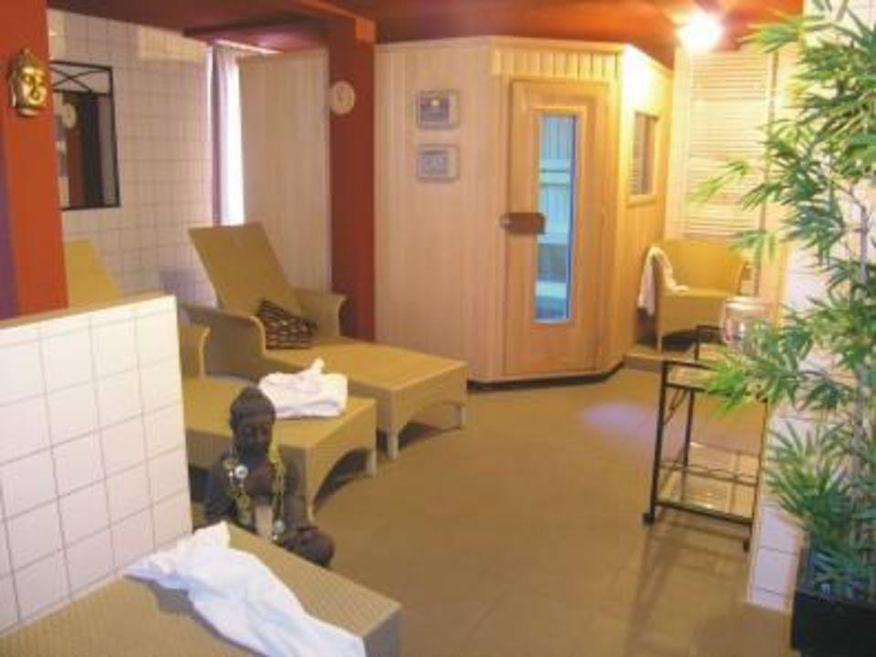 Sauna Hotel Aquarius