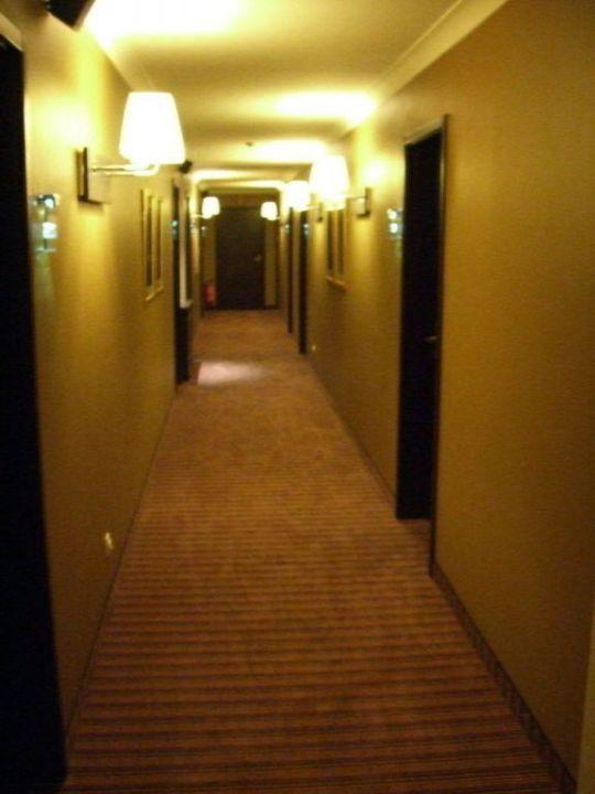 Flur zum Zimmer  Grand Hotel Casselbergh Brugge