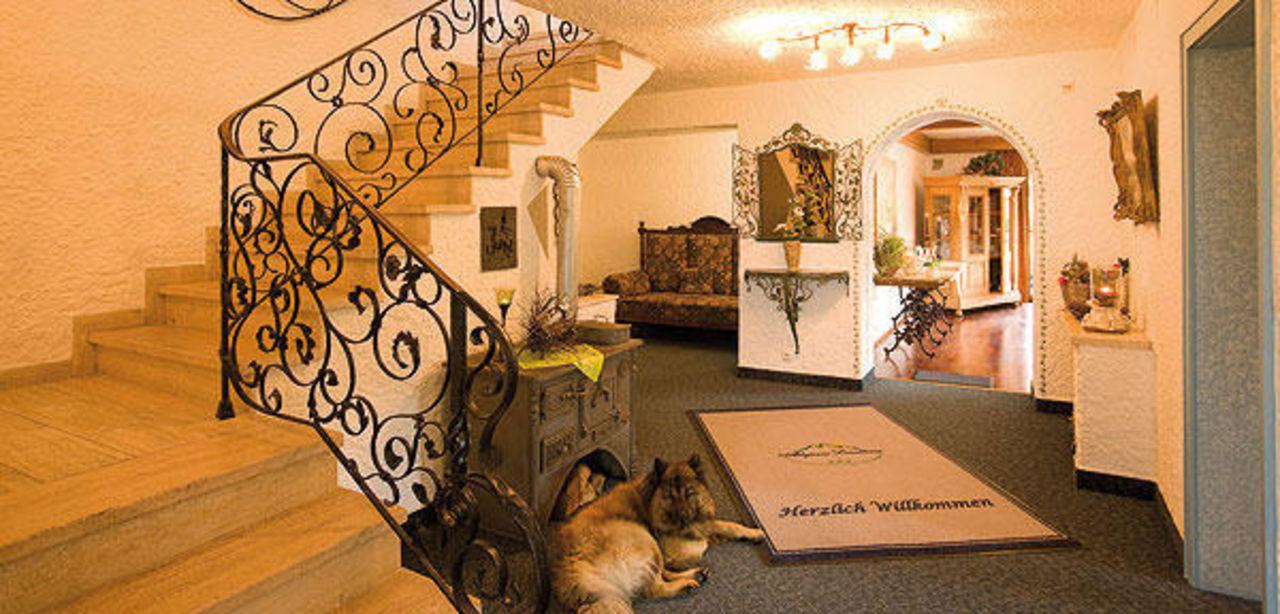 Eingangshalle Allgäuer Landhaus Ferienwohnungen