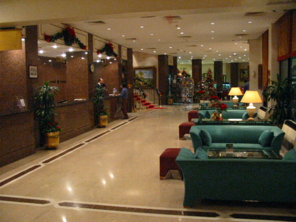 Rezeption Hotel Khalidiya Palace Rayhaan by Rotana