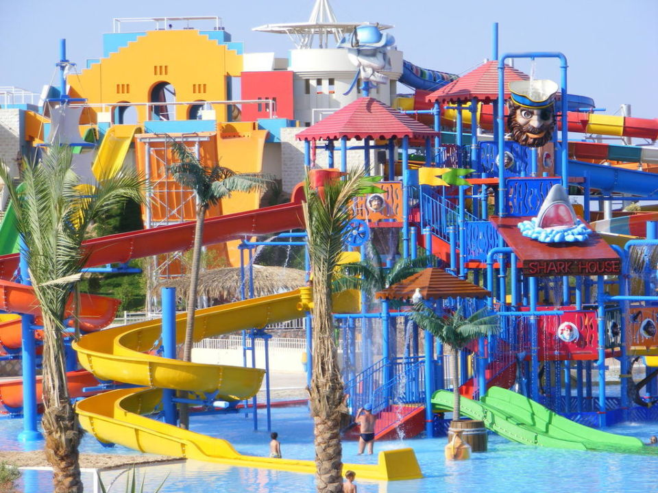 Egypt Water Park Hotel