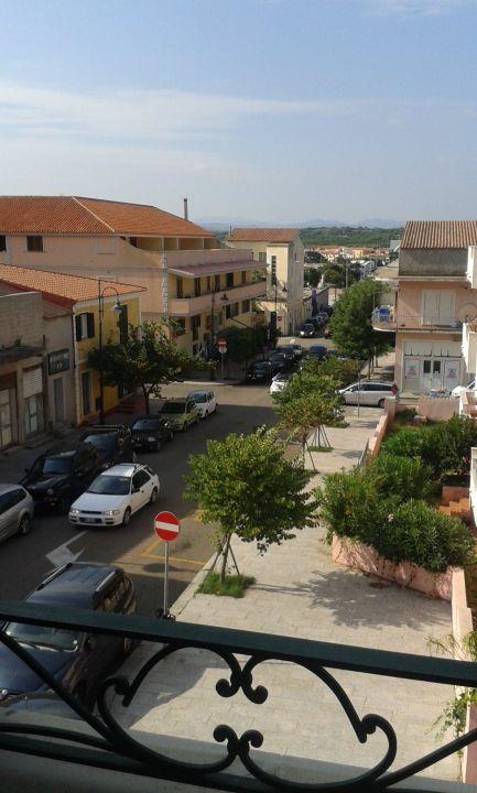 Ausblick Zimmer Hotel Marinaro