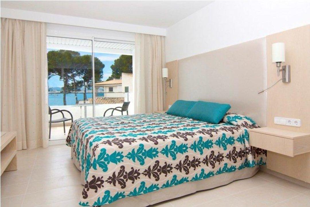 Bed room Apartments Hoposa Pollensamar