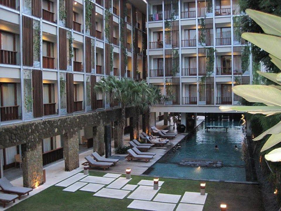 Pool  The Haven Bali Seminyak