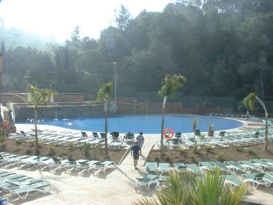 Lloret de Mar / Hotel Rosamar Park - Pool-Anlage Hotel Rosamar Garden Resort