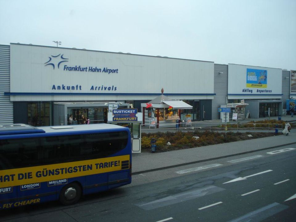 Flughafen Hotel Frankfurt Hahn