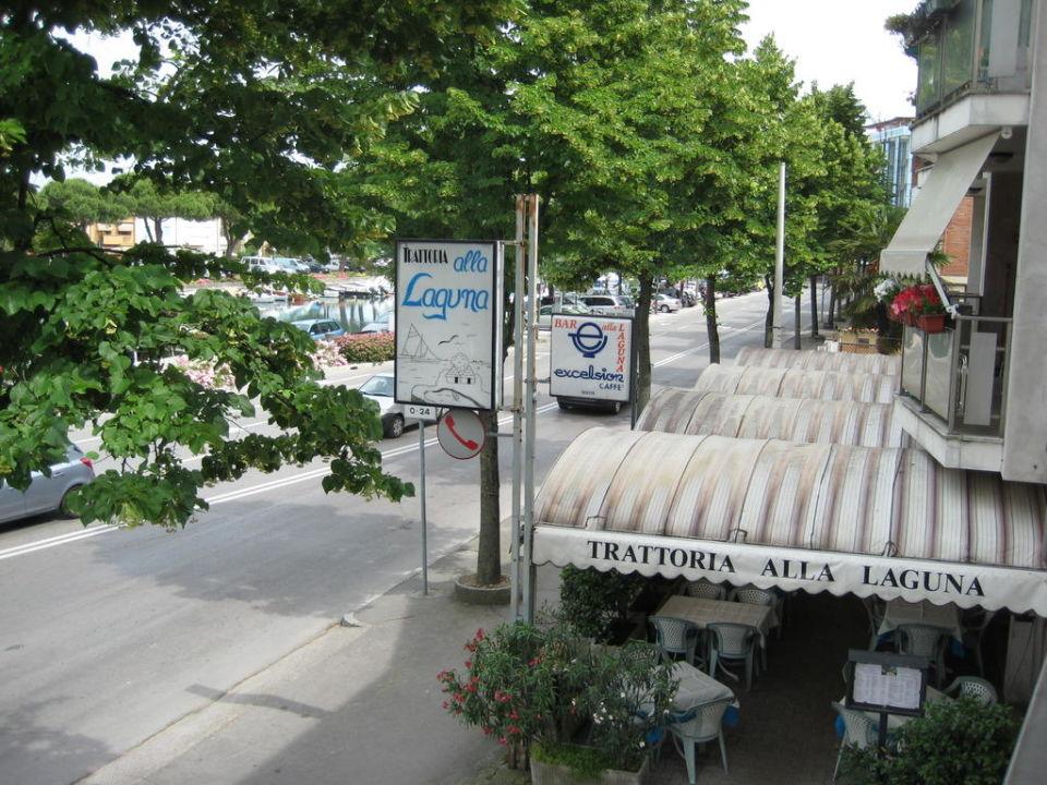 Bild strandpromenade zu hotel euro meuble grado in grado for Hotel serena meuble grado
