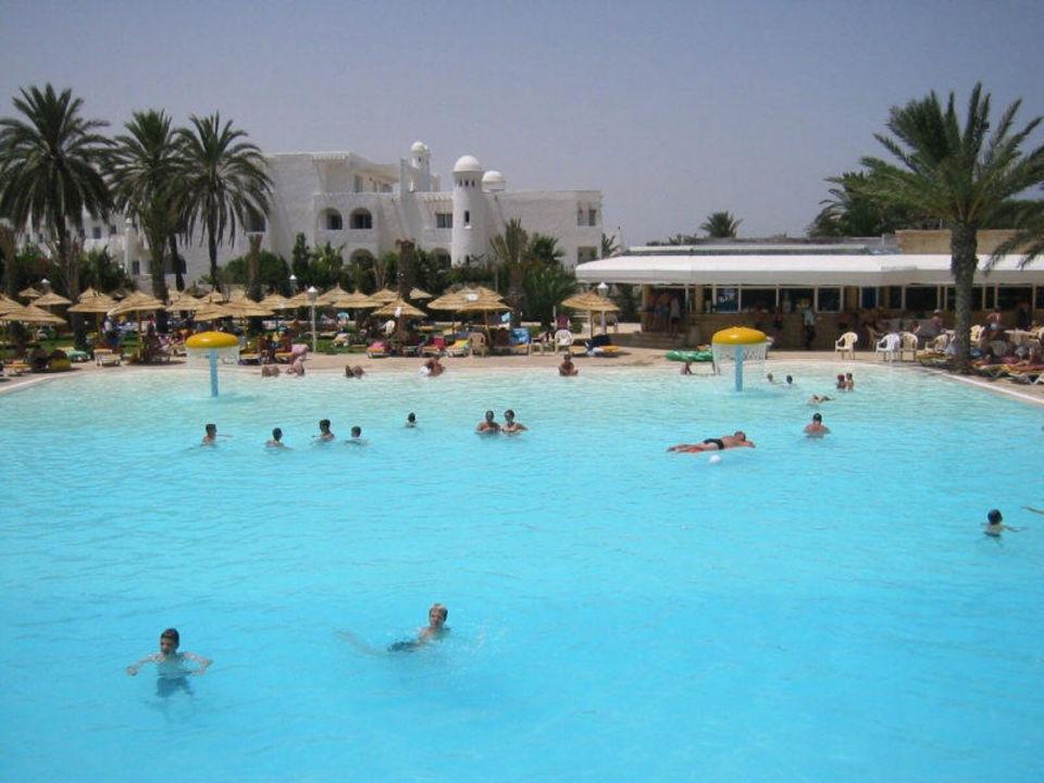 Hotel Houda Golf & Beach Club - Pool Hotel Houda Golf & Beach Club