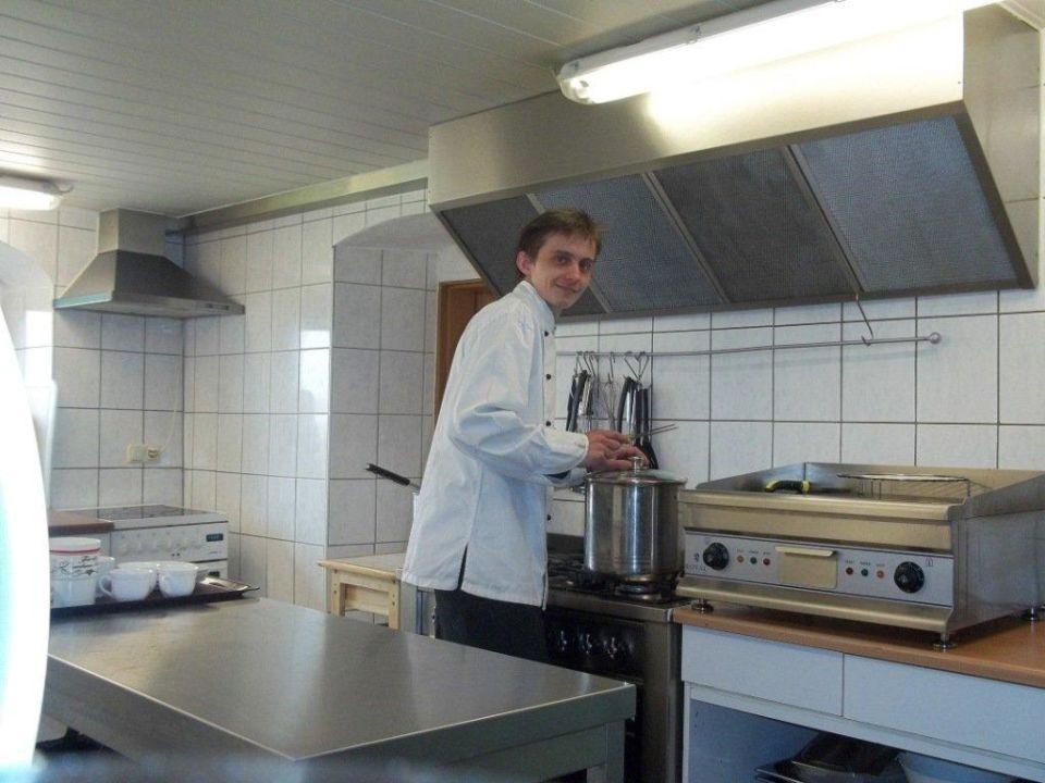 Küche Incl Küchenchef Rocco Landgasthof Zur Uzeitigen Wirtschaft
