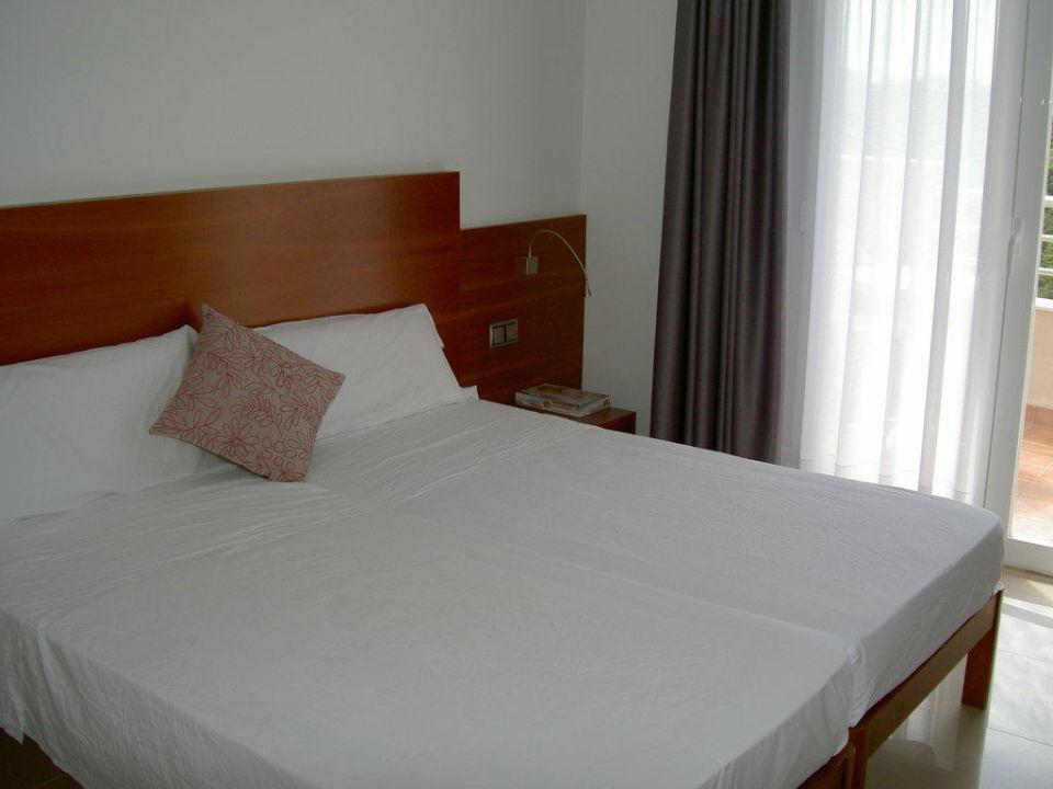 Hotelzimmer Hostal Tahiti