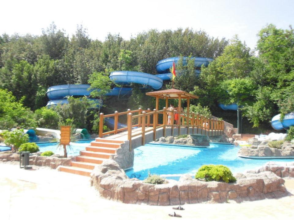 Der Aquapark Güral Premier Belek