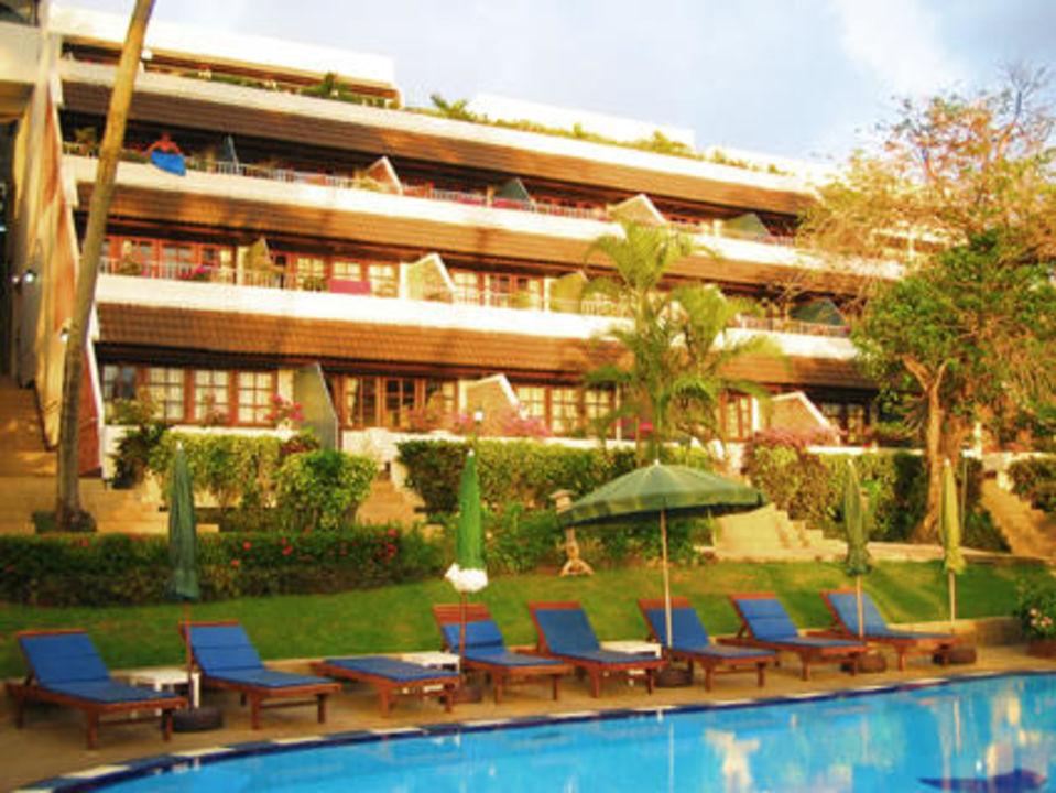Unser Hotel Best Western Phuket Ocean Resort