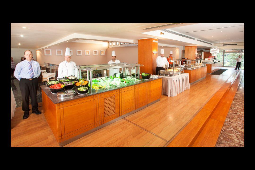 Restaurant  Hotel Oceanis Beach