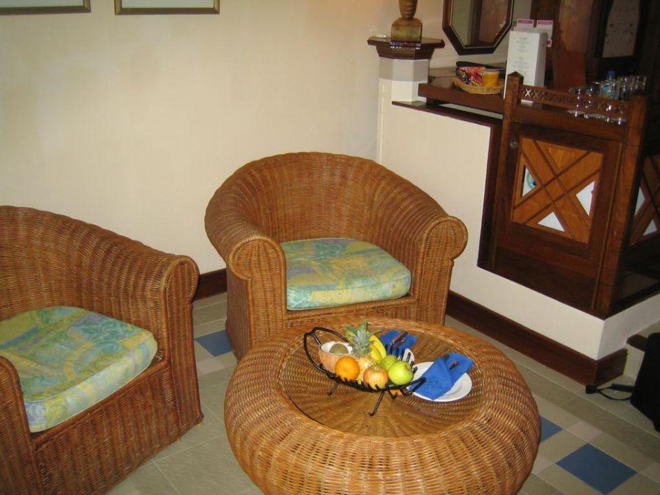 Shandrani Zimmer Shandrani Beachcomber Resort & Spa
