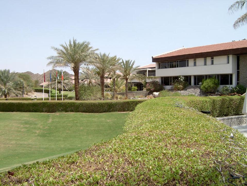 Hotelanlage JA Hatta Fort Hotel
