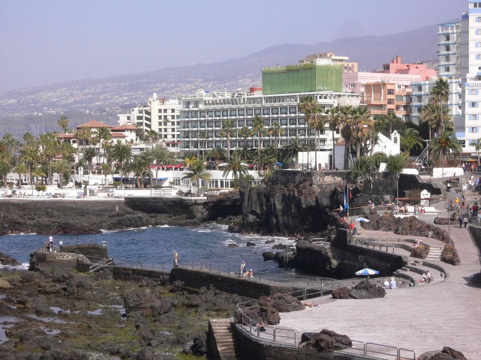 Panoramablick hotel hotel vallemar puerto de la cruz - Hotel vallemar puerto de la cruz ...