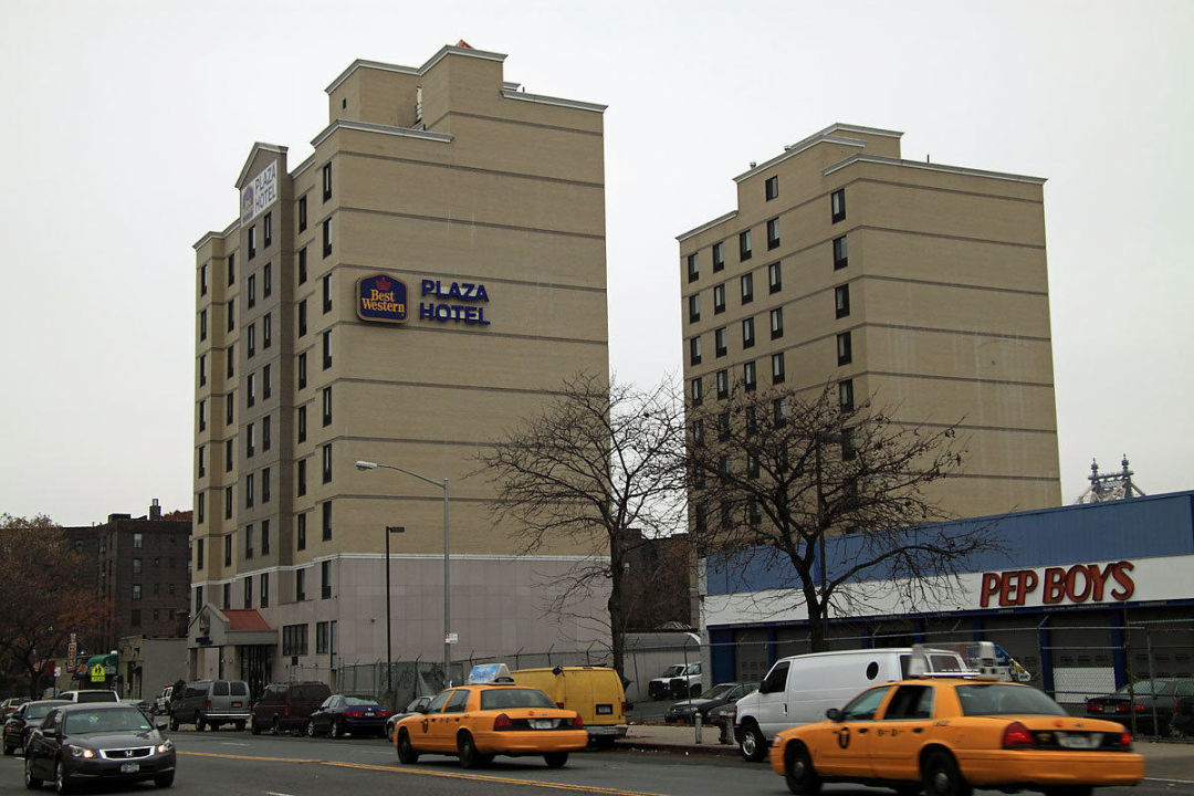 Best Western Plaza Hotel New York City
