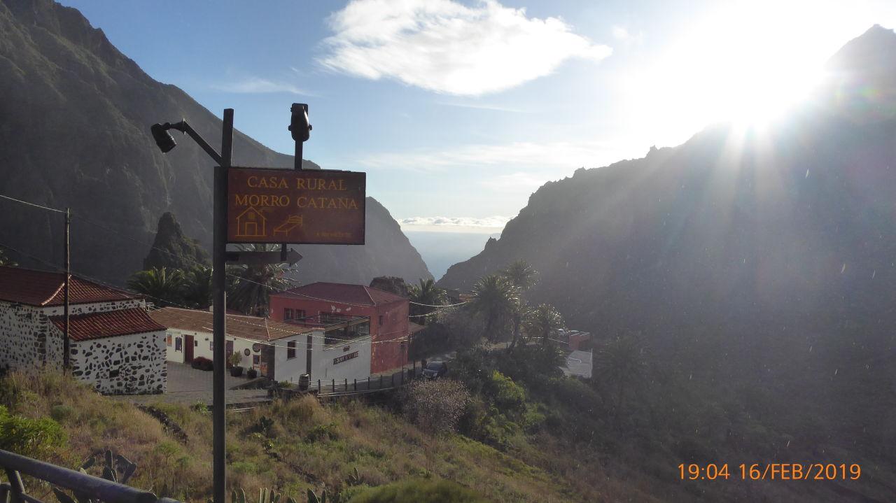 Außenansicht Casa Rural Morrocatana