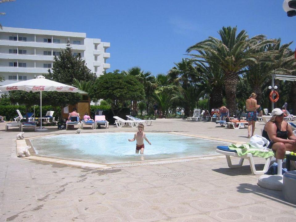 Esperides Family Resort - Poolanlage Hotel Esperides Beach/Family Resort