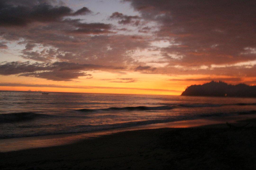 Sonnenuntergang Hotel Las Brisas del Pacifico