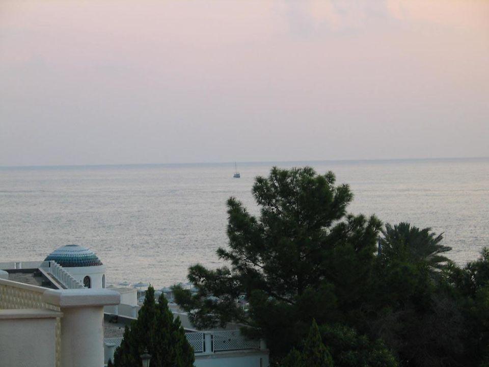 Meerblick vom Zimmer aus Kiriş World Hotel by Voyage  (geschlossen)