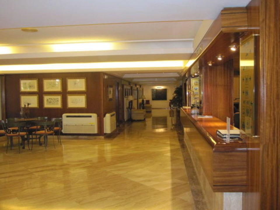 Rezeption allsun Hotel Bahia del Este