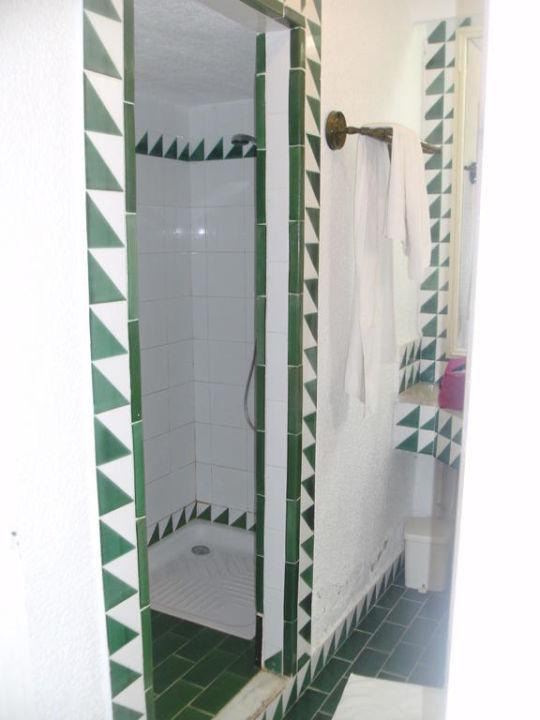 Dusche Hotel Seabel Aladin Djerba