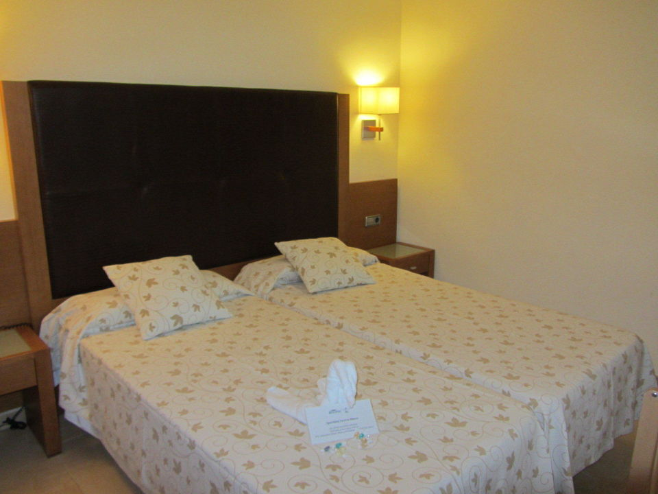 Schlafzimmer Appartement Mar Hotels Ferrera Blanca