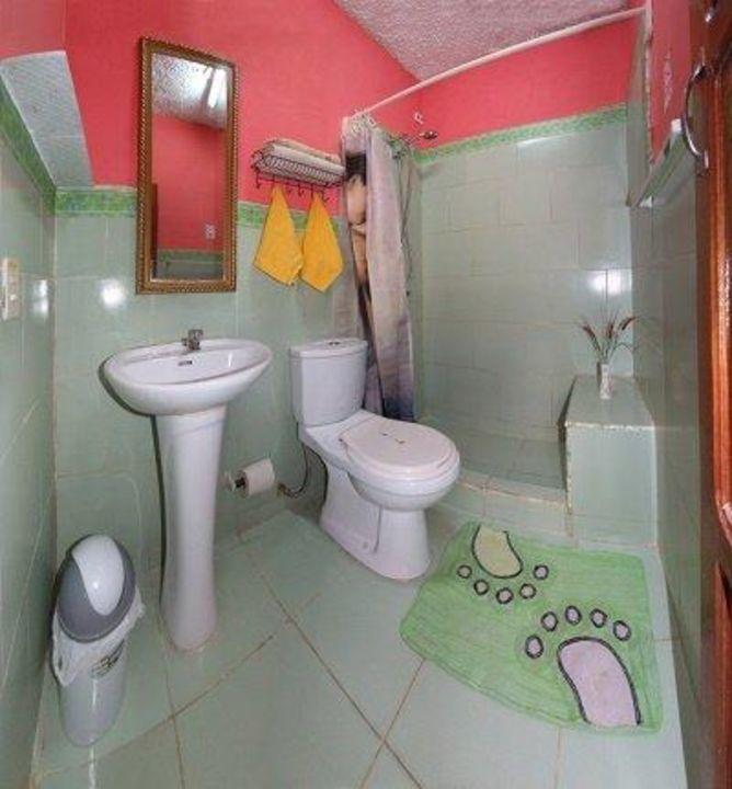 Baño habitación Hostal Las Terrazas