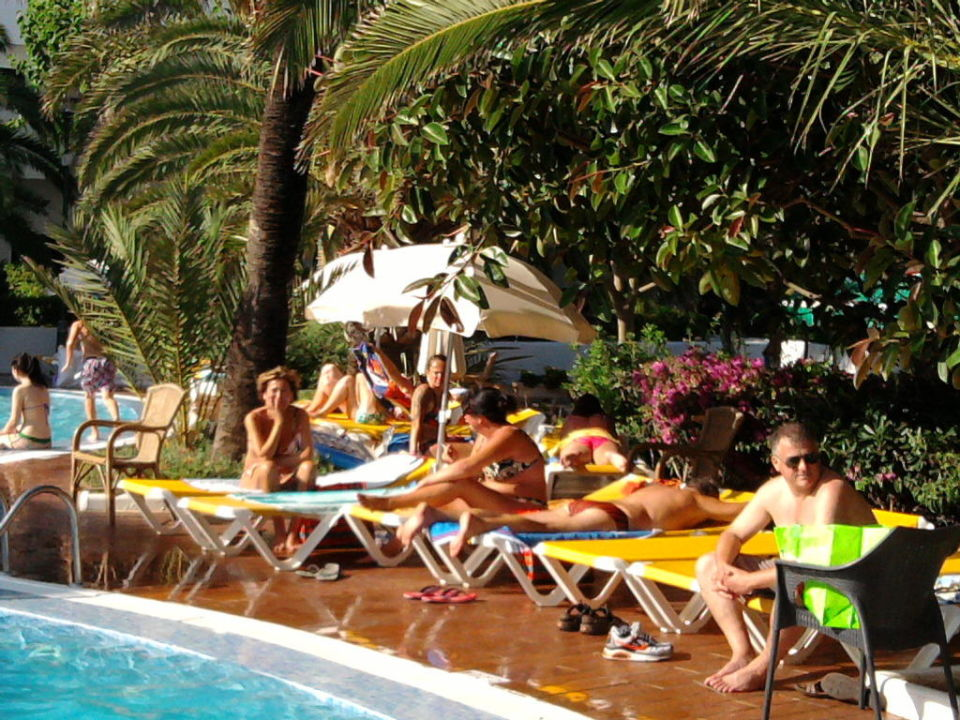 Dachterrasse Club Martha's Resort - Aparthotel Ses Cases d'Or
