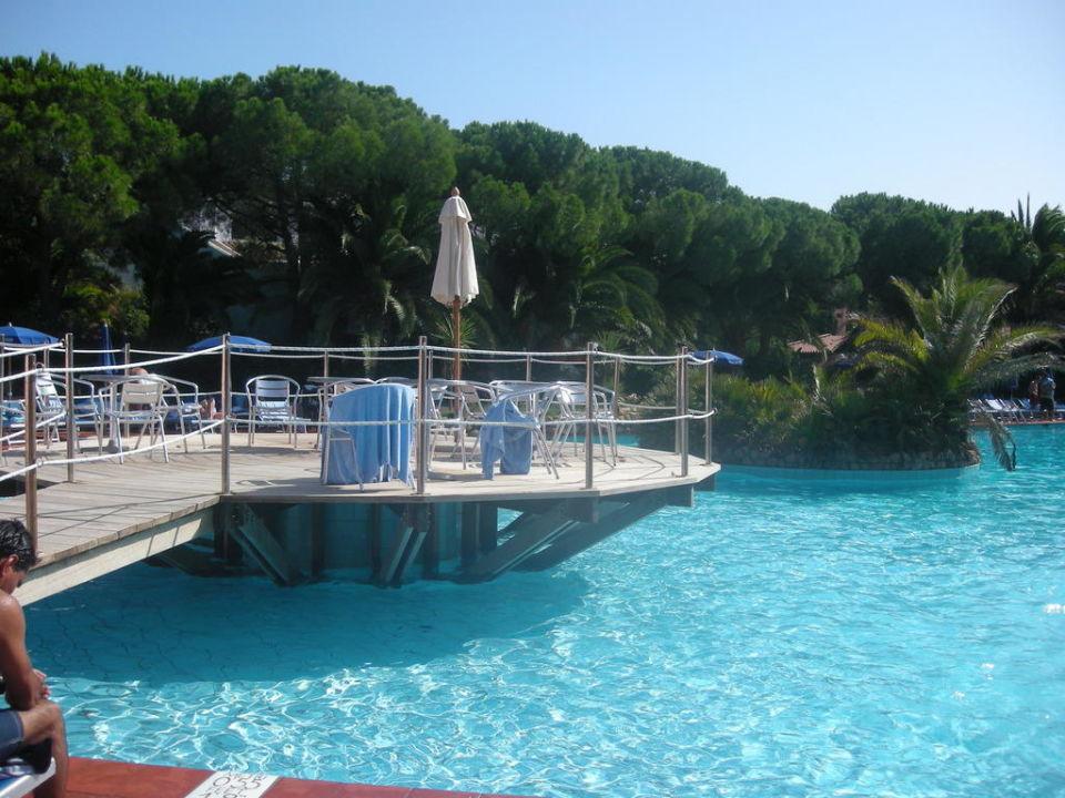 La piscina salata Forte Village Resort - Bouganville