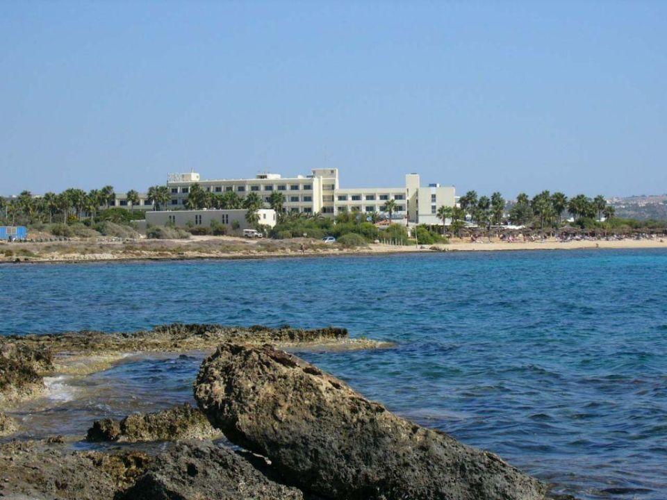 Hotel vom Ende der Bucht The Dome Beach Hotel & Resort