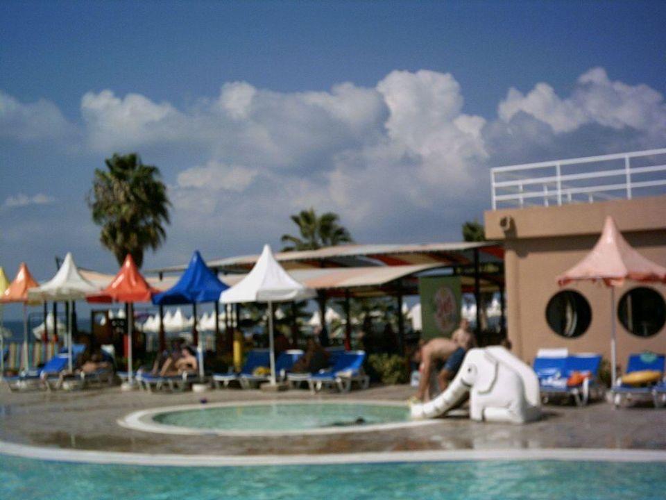 Babypool im Hotel Turquoise Turquoise Hotel