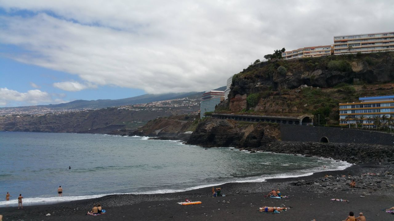 Strand Hotel Best Semiramis Puerto De La Cruz Holidaycheck