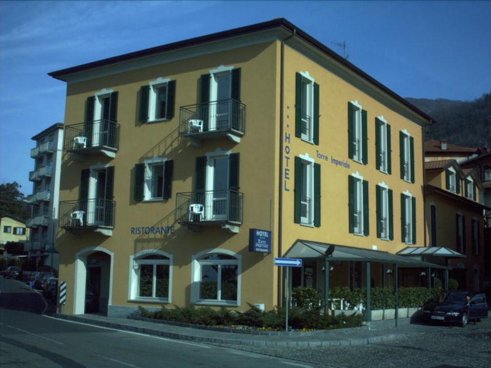 Italien - Maccagno - Lago Maggiore - Hotel Torre Imperiale Hotel Imperiale