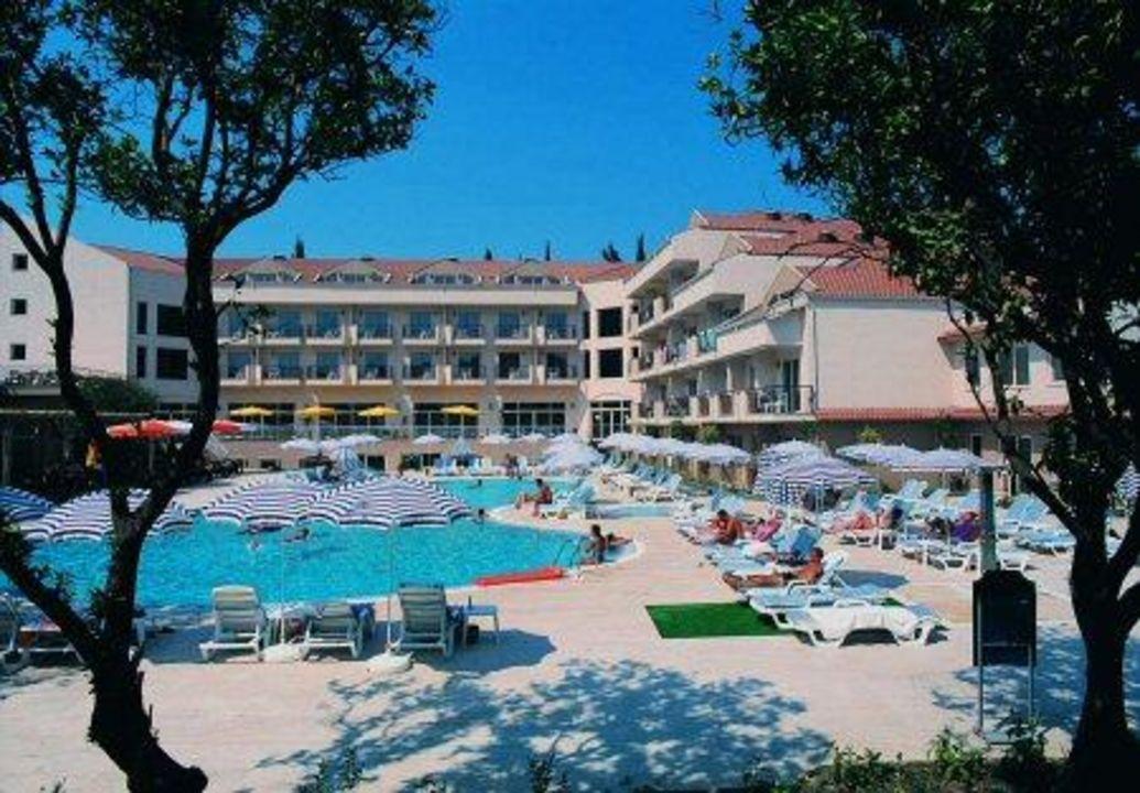 Poolbereich Hotel Kemer Dream